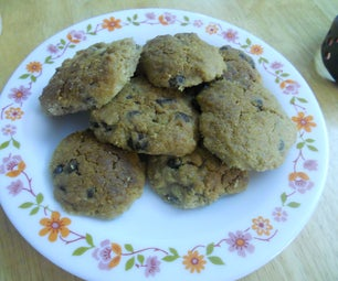 Butter Chocolate Chip Cookies!
