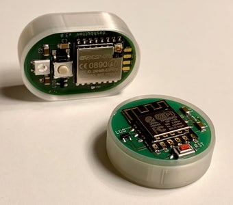 DIY Dashbutton for the Internet of Things