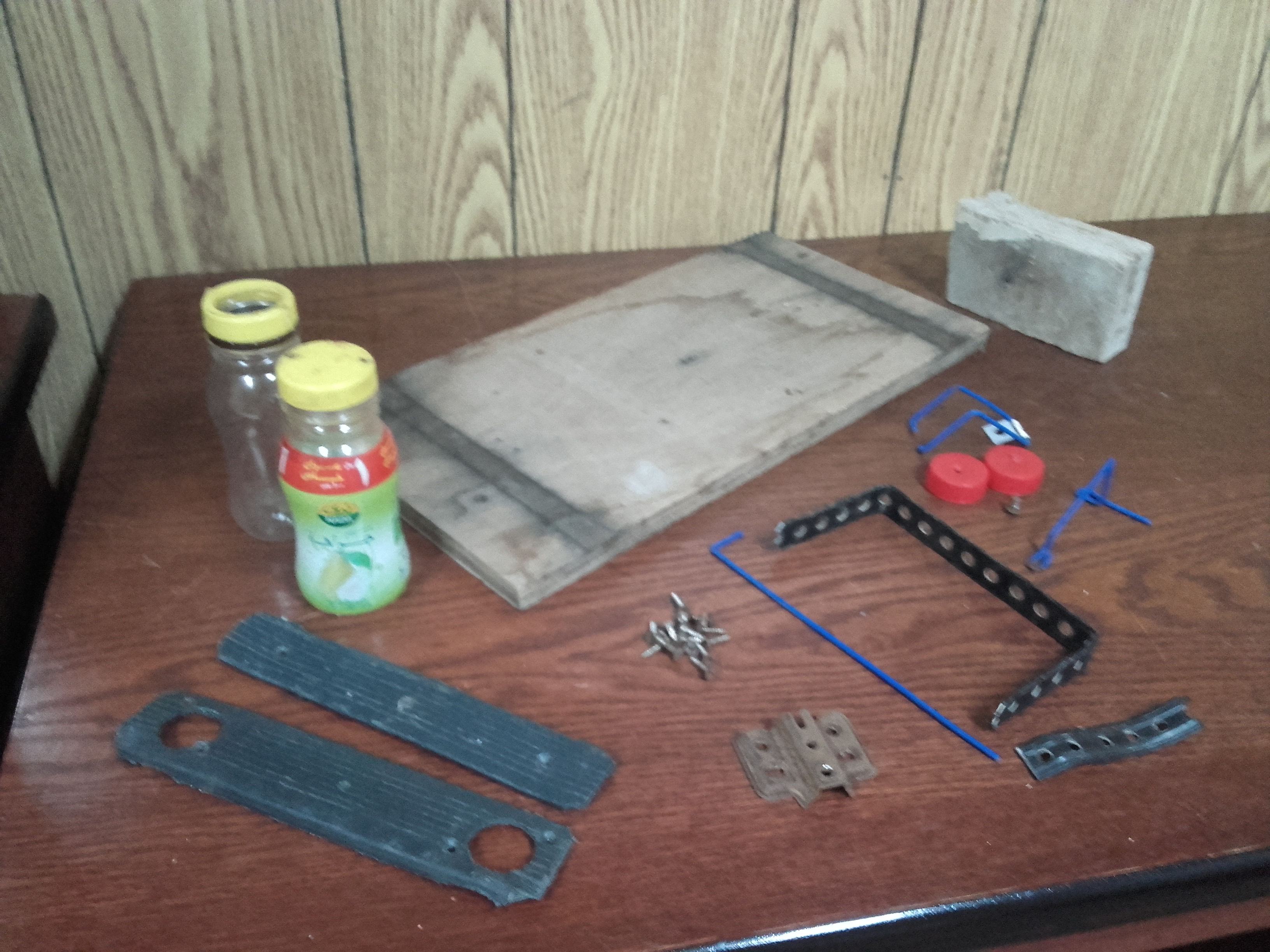 Picture of Non Lethal Homemade Mouse Trap