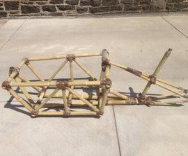 Bamboo Cargo Bike (Tiki Bike) - Updated 12/1/2015