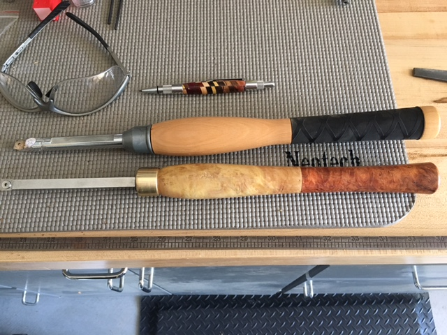 Picture of Homemade Carbide Wood Lathe Tool