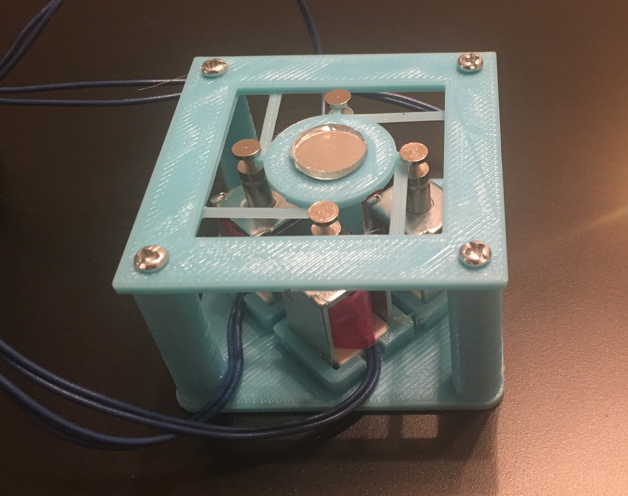 Picture of DIY Laser Steering Module for Arduino