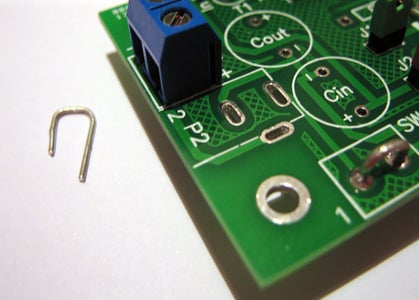 Step 3. Soldering Other Top Side Parts