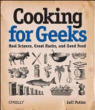 Picture of Geek Cook Book.