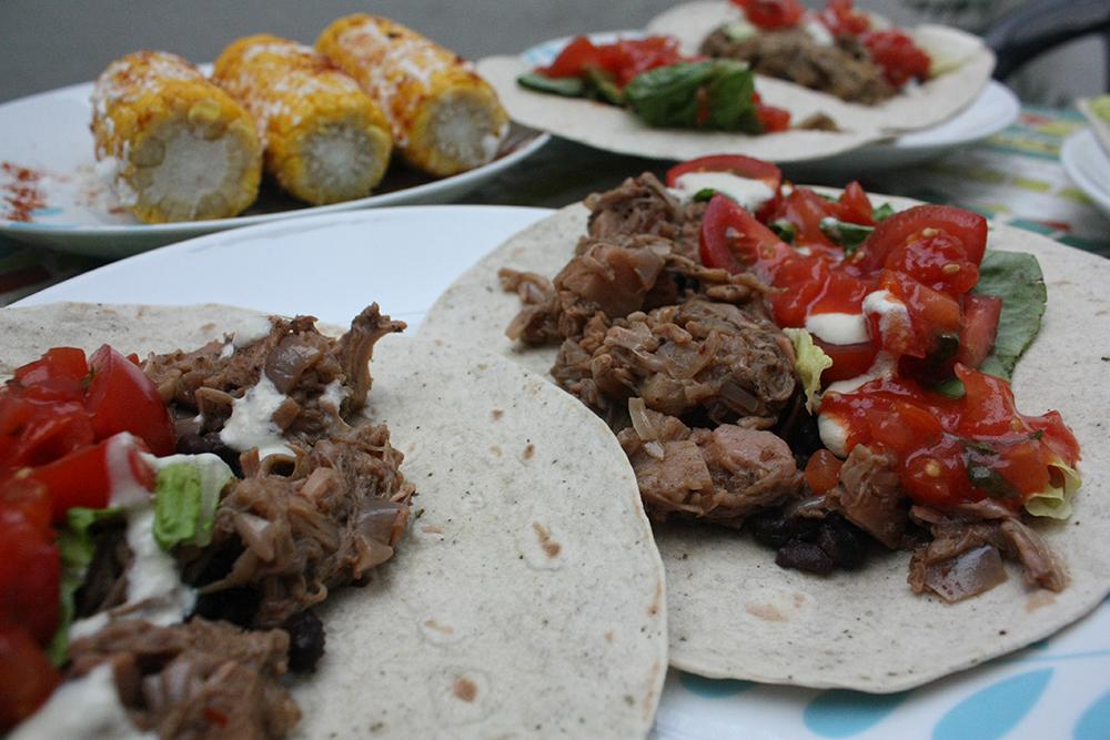 Picture of Vegan Jackfruit Carnitas Tacos