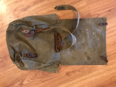 Find an Old Backpack in a Style You Want to Make