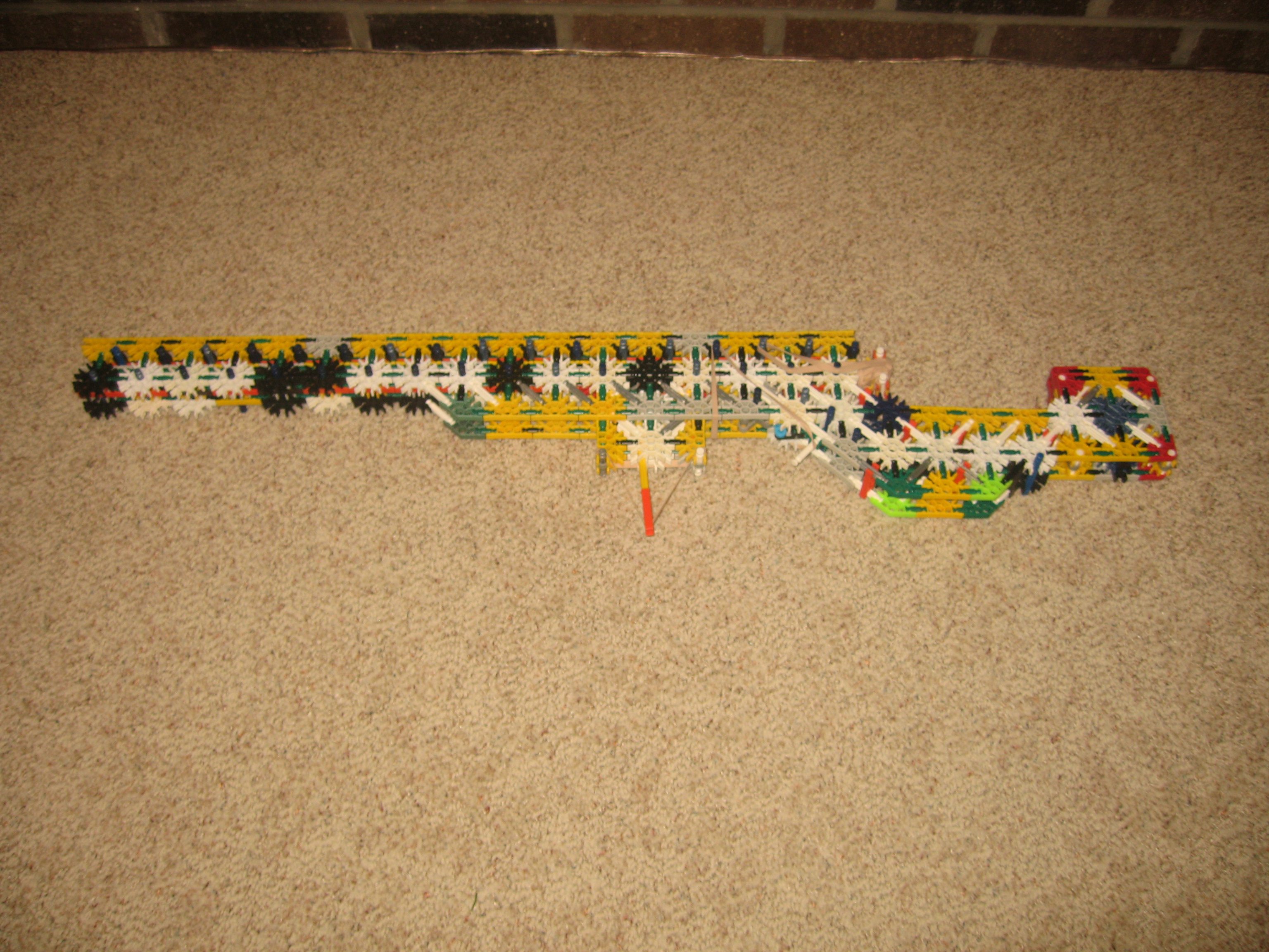 Picture of Knex Sniper With Mag Instructions