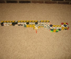 Knex sniper with mag instructions