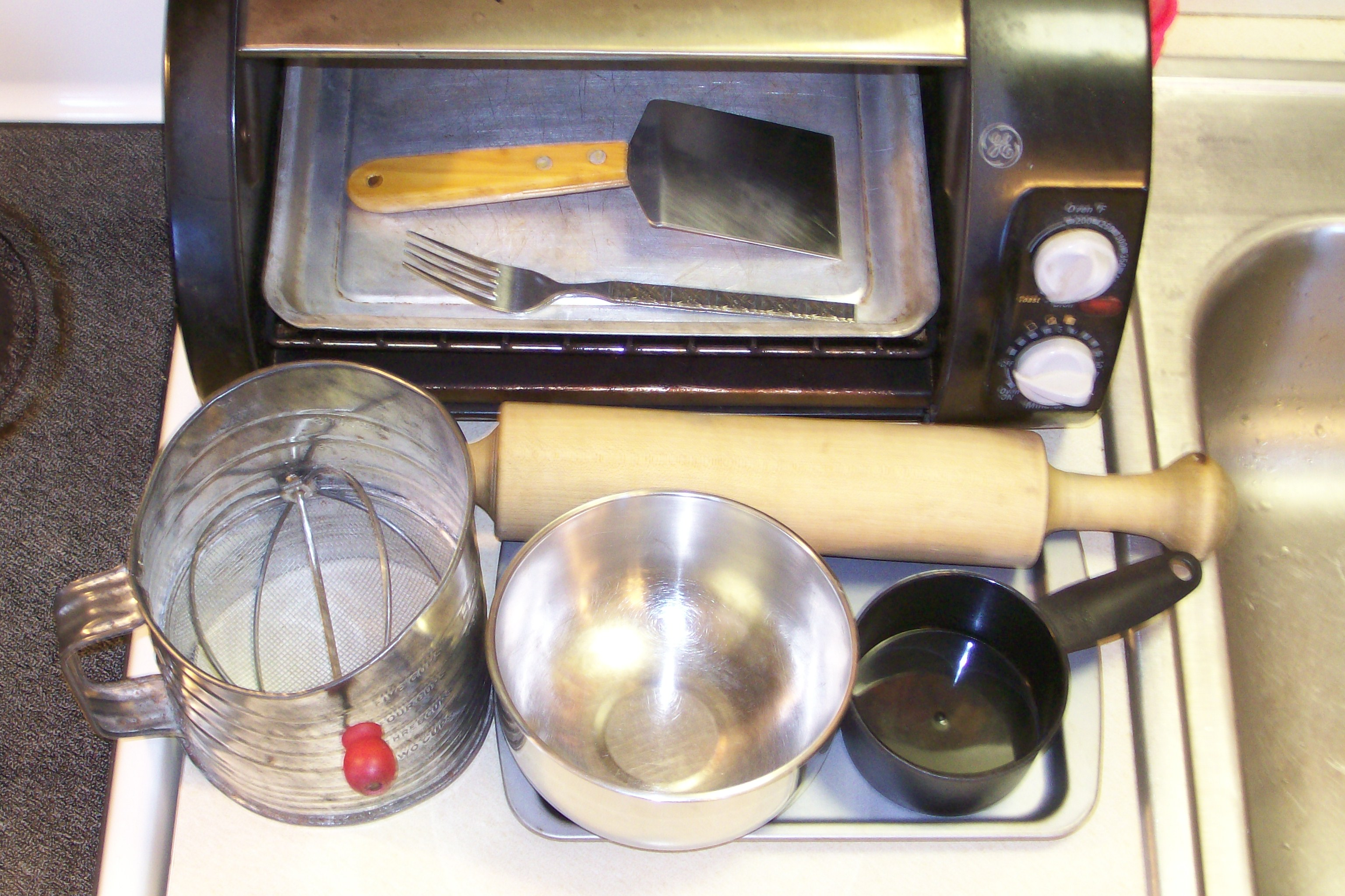 Picture of Ingredients and Tools