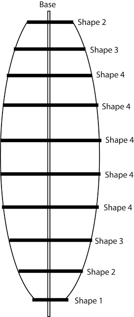 Picture of Arrange the Shapes in the Base Shown in the Below Pictures