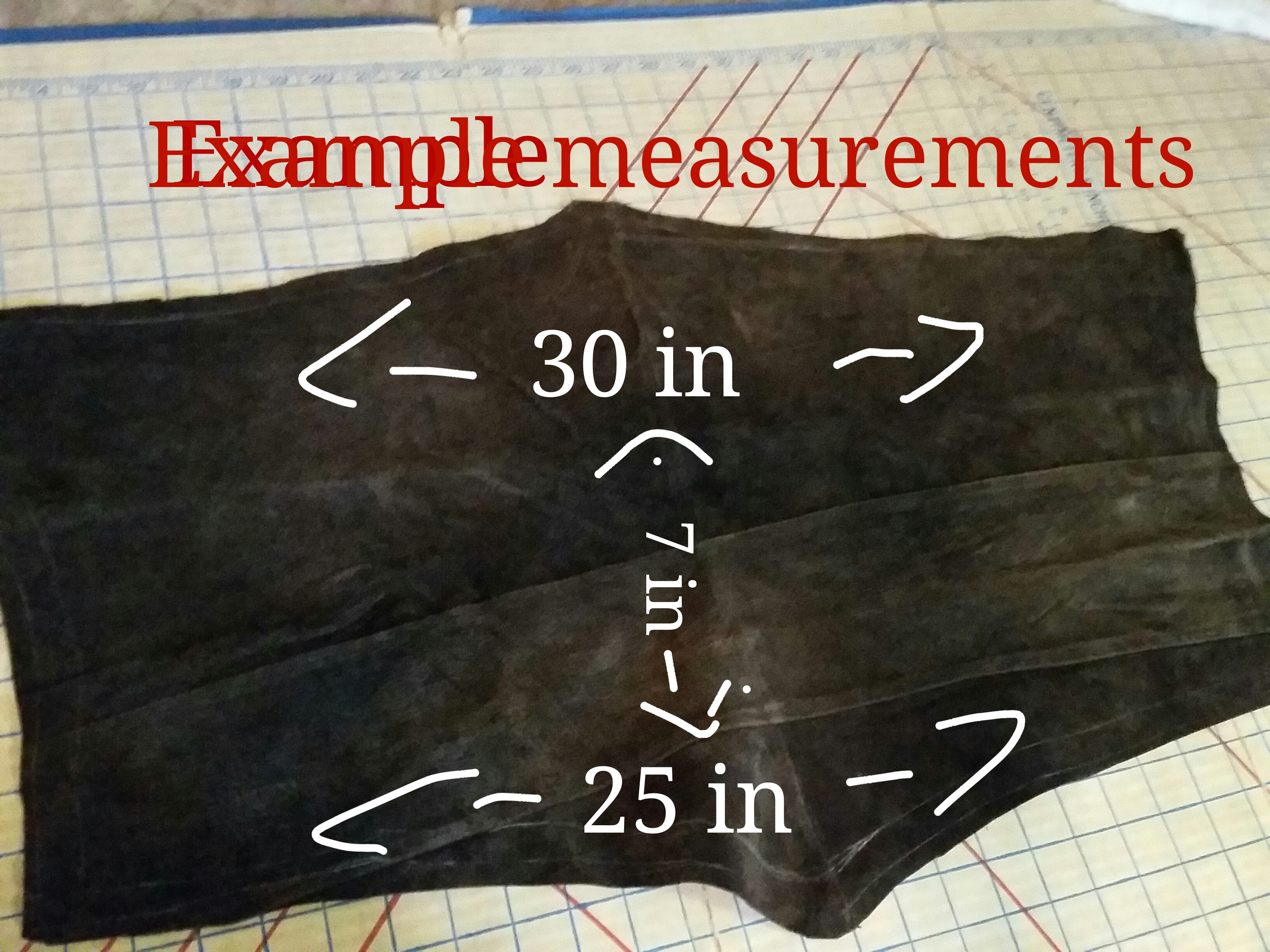 Picture of Measuring and Cutting It Out