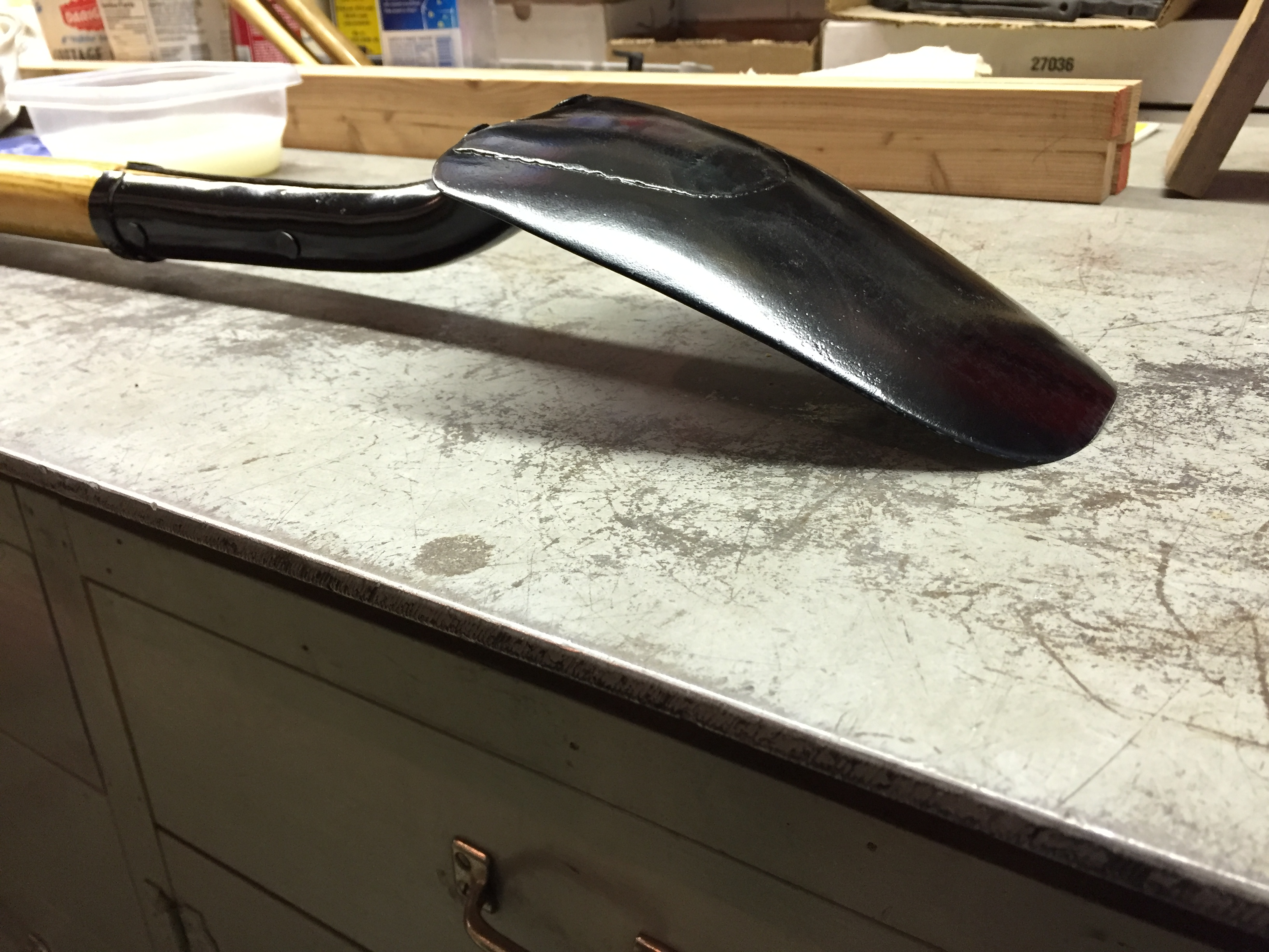 Picture of Wet Sanding and Final Wax