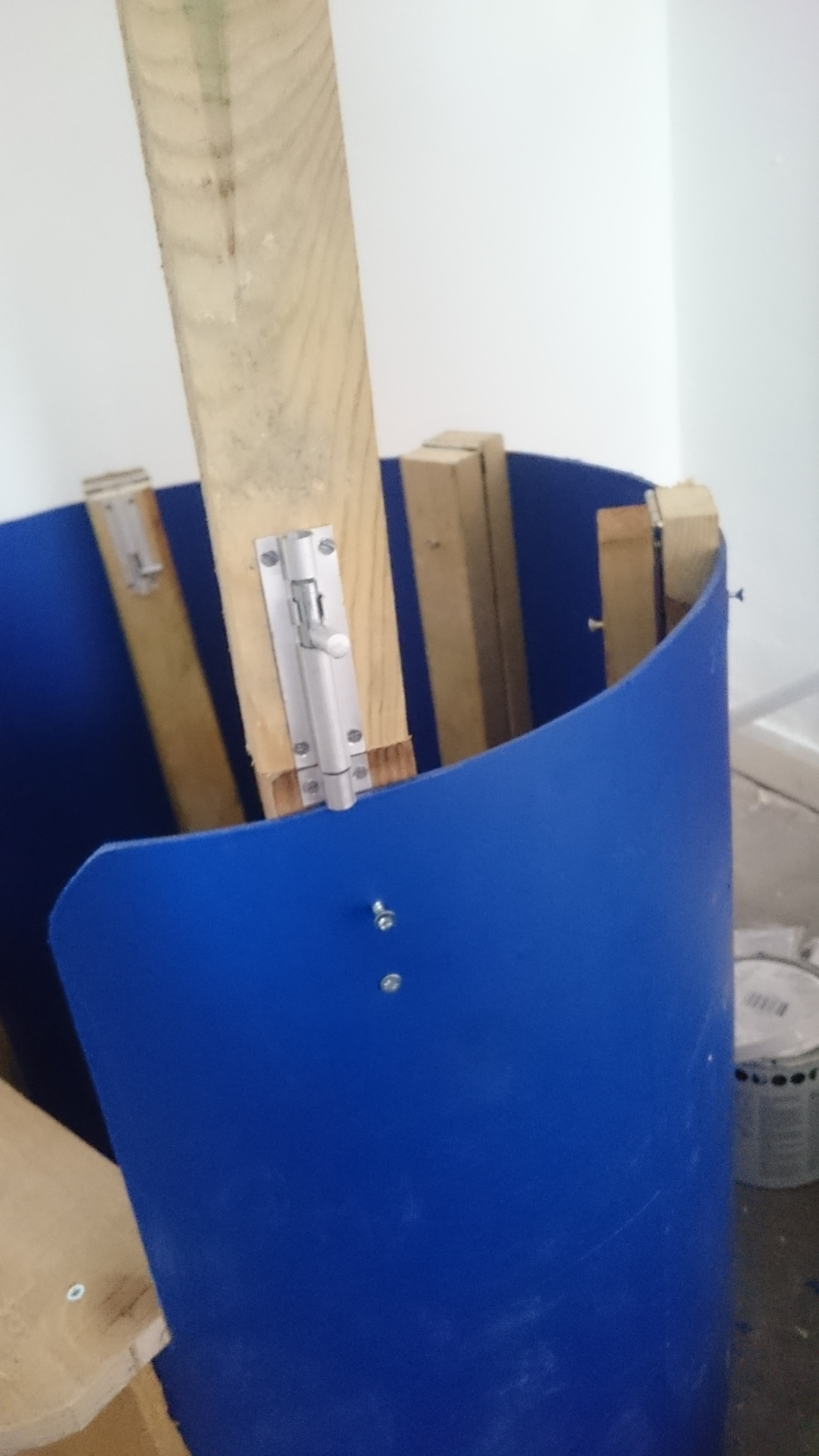 Picture of Frame Work for Shower Curtain