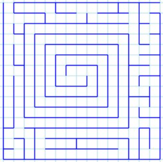 Picture of How to Make a Good Maze