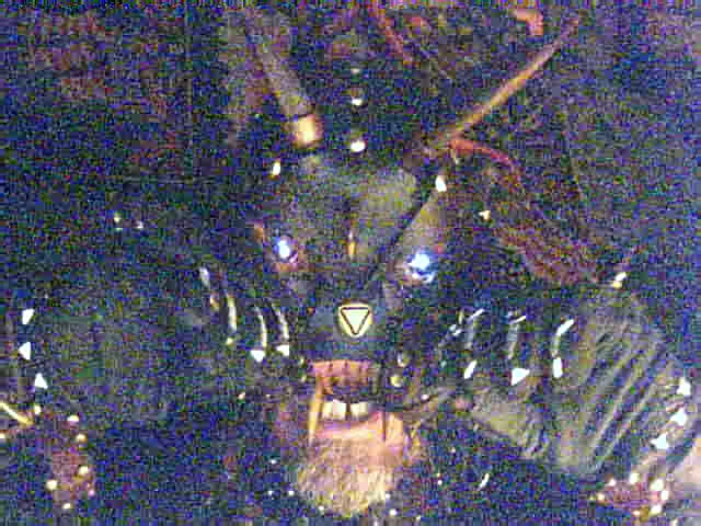 Picture of The Demonic Gladiator by the Lord of Outlaw Leather