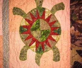 Turtles on Shore