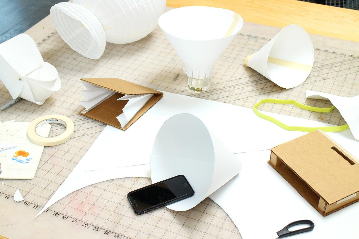 Iteration: Prototyping & Testing