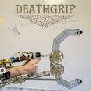 DeathGrip: Robot Claw Gauntlet