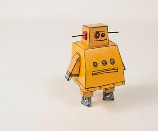 Print & Cut 3D Robot