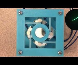 DIY Laser Steering Module for Arduino