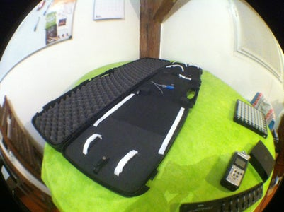 The Floor Cover (3rd Layer)