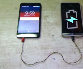 OTG Charging Cable