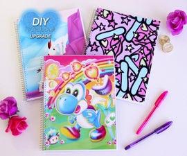 DIY Notebook Upgrade
