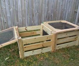 Madeleine's Compost Bin