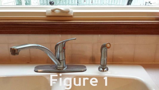 Determine What Type of Faucet You Currently Have