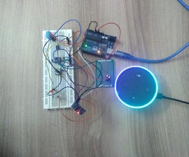 Voice Controlled Switch Using Alexa and Arduino