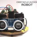 Obstacle Avoiding Robot