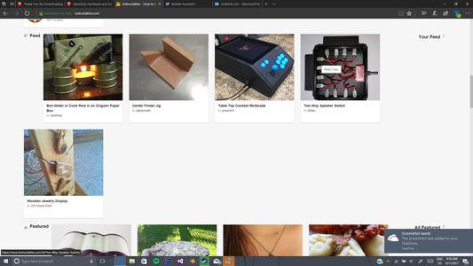 Home Page UI Bugged