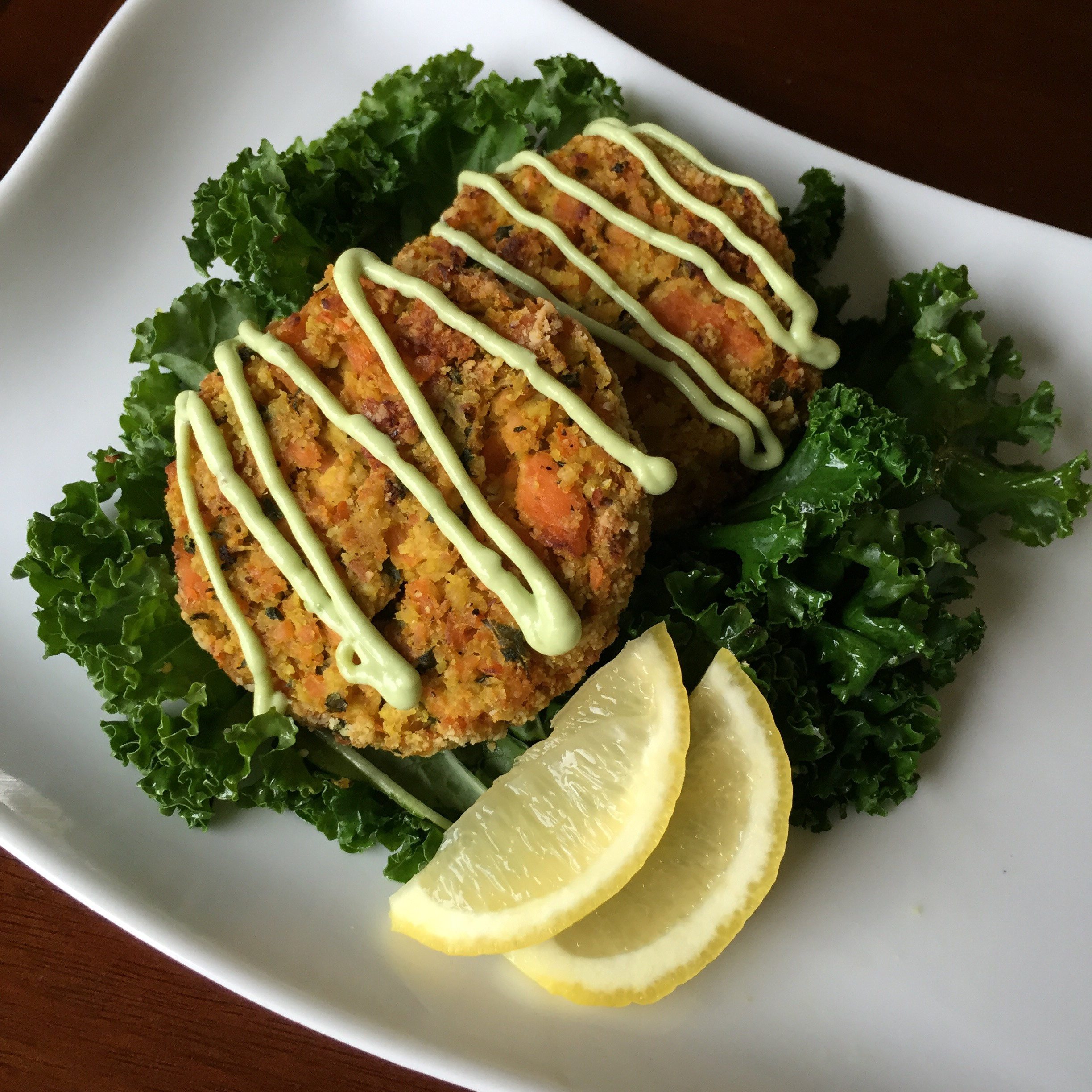 Picture of Salmon Cakes