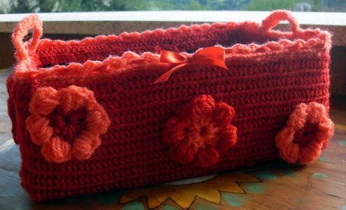 Crochet Beauty Box