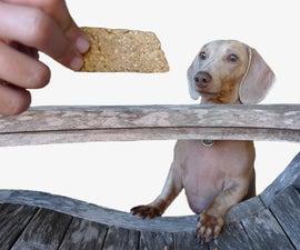 Dog Biscuits - No Measuring