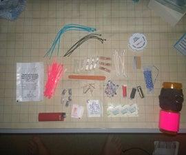 Pill Bottle EDC Kit