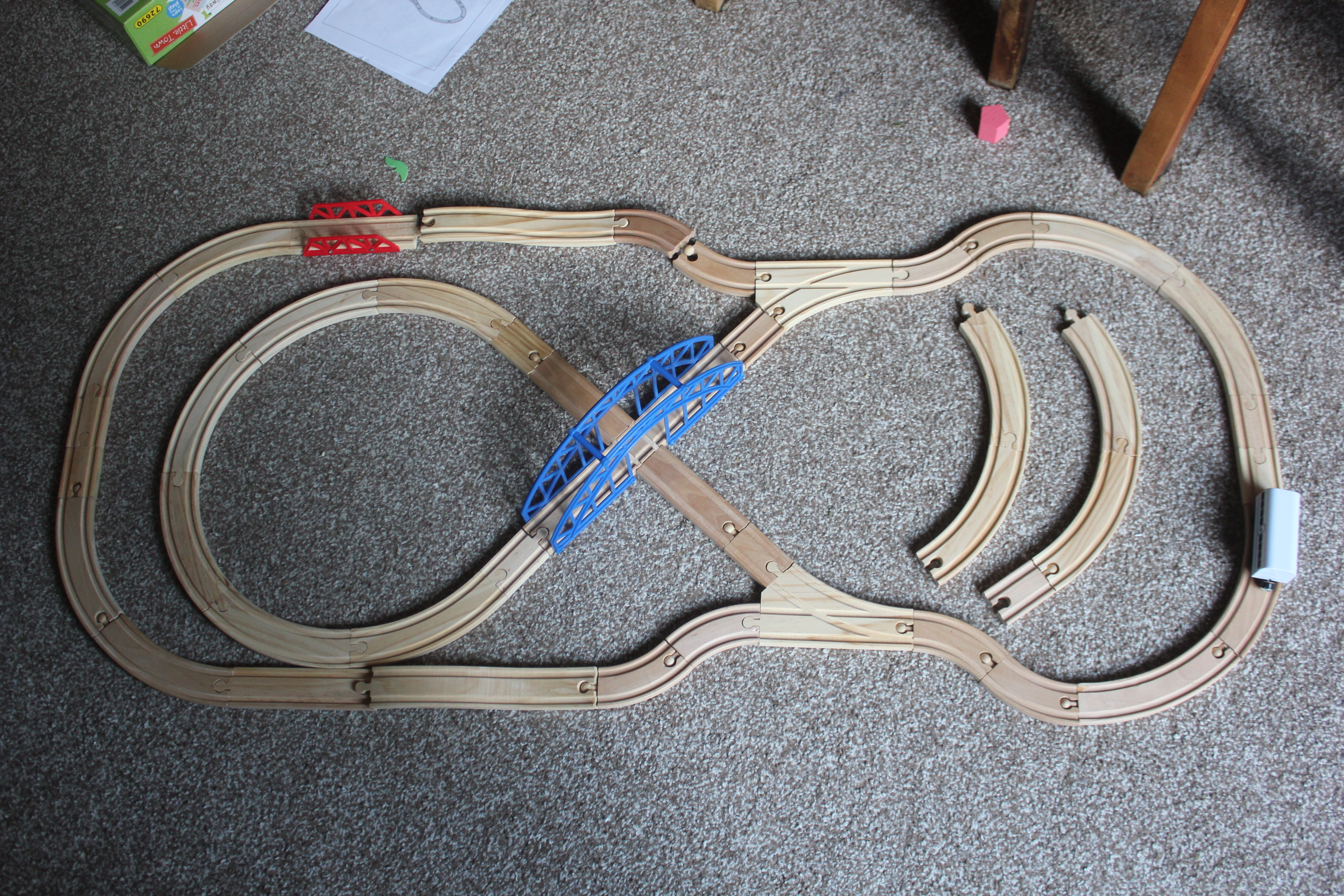 Picture of Design the Track Layout