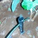 Automatic/manual drip irrigation