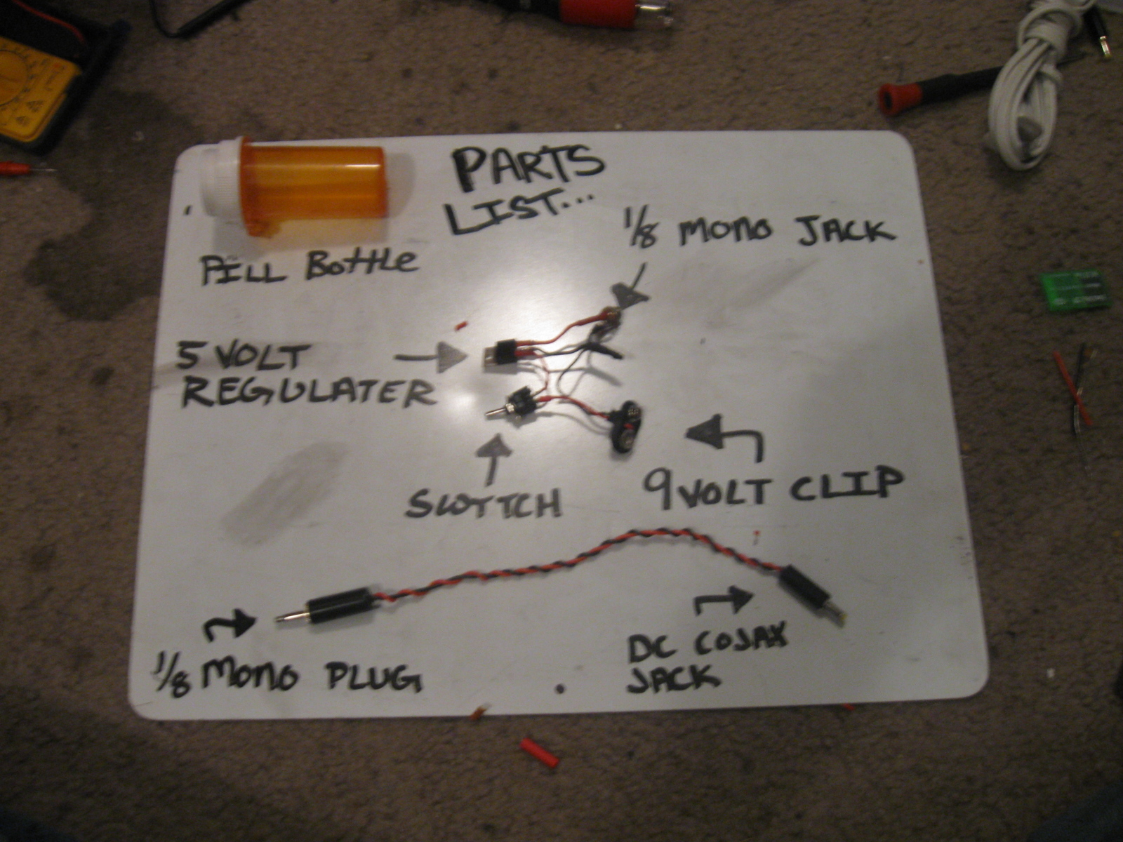 Picture of Get Your Parts to Getter