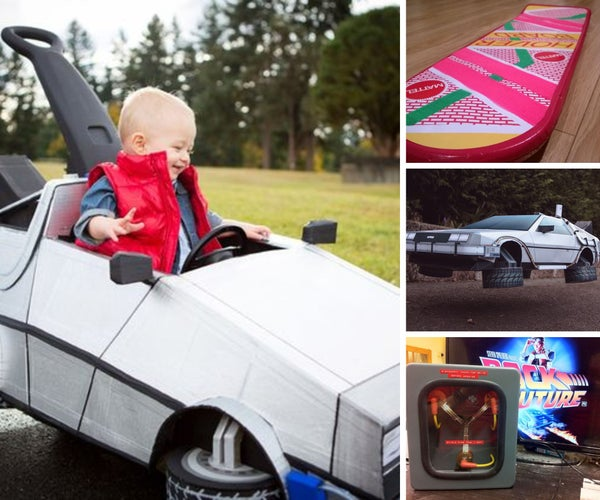 Back to the Future DIY Projects