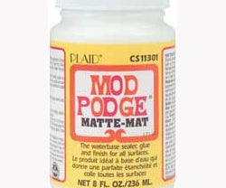 Create Cheap homemade Modge Podge!