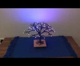 Arduino LED Bonsai Tree