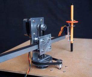 CNC Actuator Plotter