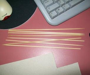 Chopstick Catapult