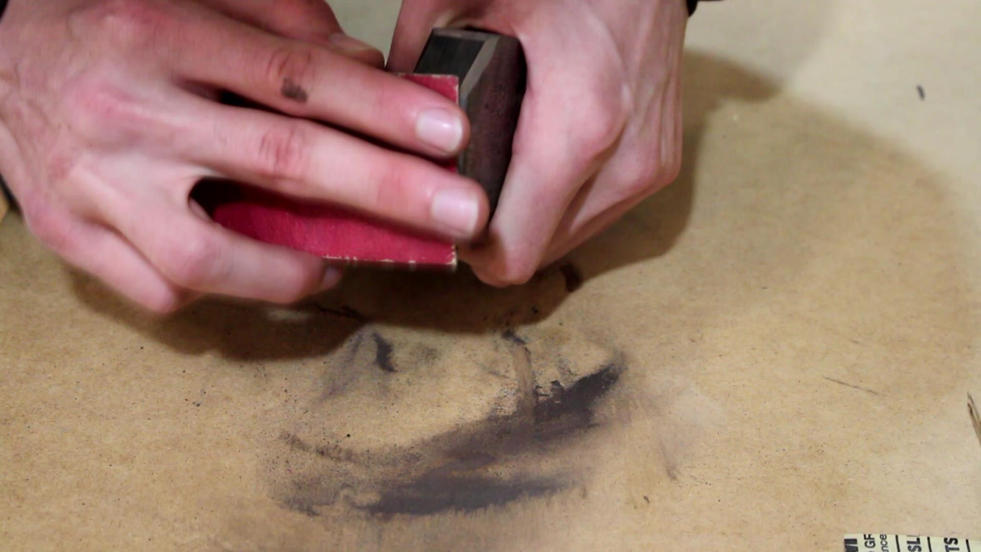 Picture of Hand Sanding From Hell