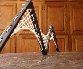 Desktop 3D String Art