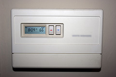 Picture of Lower Your Thermostat in the Winter.