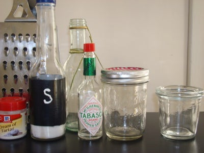 Ingredients and Utensils