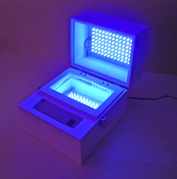 UV LED Exposure Box