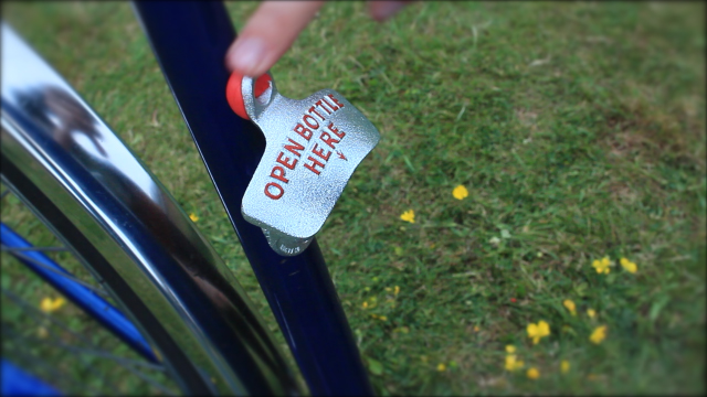 Picture of Attach the Opener to Your Bike